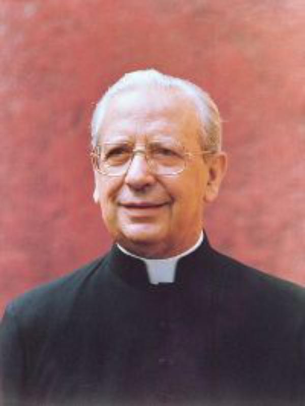 Information about Bishop Alvaro del Portillo