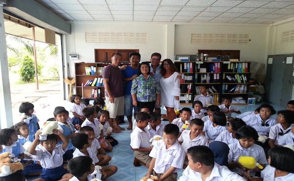 Opus Dei - Una scuola per le zone colpite dallo tsunami in Thailandia