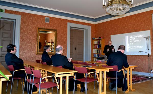 Opus Dei - Präster i Surahammar