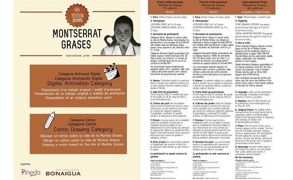 Cuarto Premio Internacional Montse Grases