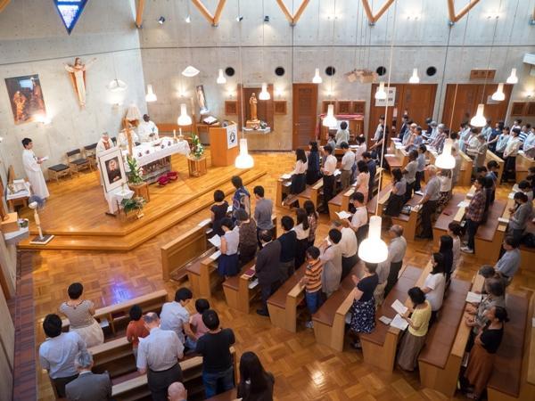 2016年6月26日、聖ホセマリアの日