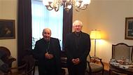 Sielunmessu Pyhän Henrikin katedraalissa piispa Javier Echevarrían puolesta