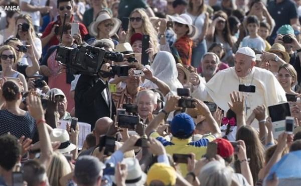 每個真正的聖召都始於與耶穌的相遇