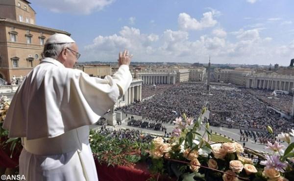 Opus Dei - 宣报基督复活的喜乐和希望
