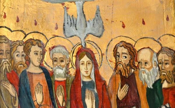 Opus Dei - Den Helige Andes ankomst