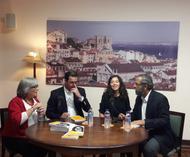 Lançamento da edição portuguesa de Montse Grases – Biografia breve