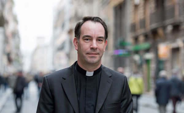 Opus Dei - Eerste plechtige Heilige Mis Martijn Pouw