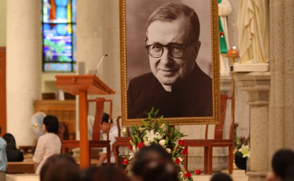 Opus Dei - 聖施禮華瞻禮日在東亞地區的慶祝活動(2018)