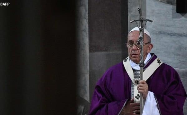 Opus Dei - 教宗2018年四旬期文告