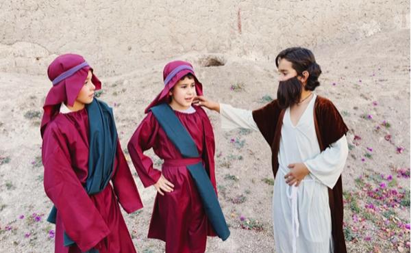 Opus Dei - La Pasión de Jesús contada por los niños