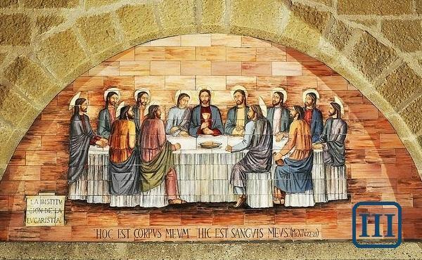 Opus Dei - 圣周四:耶稣是我们的君王,我们的神医,我们的益友