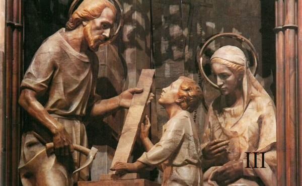 3月19日(圣若瑟节):若瑟与耶稣的关系