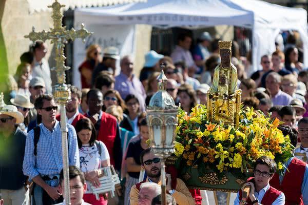 Opus Dei -  A visit to the Shrine of Torreciudad (Spain)