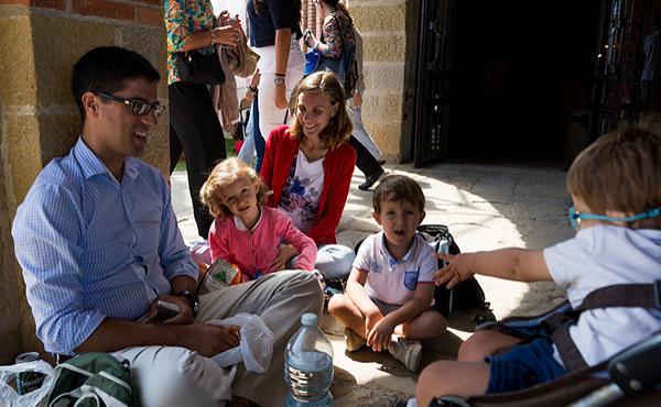 Opus Dei - La família dóna sentit a la feina