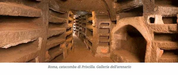 Opus Dei - Miejsca nadziei – katakumby rzymskie