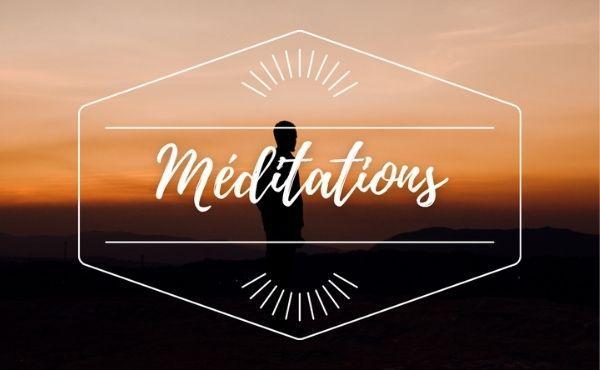 Méditation : 19 décembre