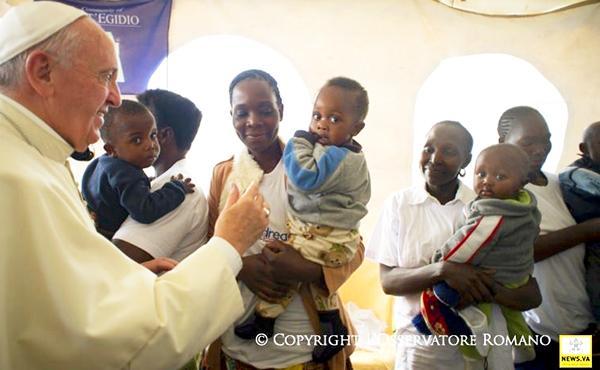 Viagem apostólica do Papa ao Quênia, Uganda e República Centro-Africana