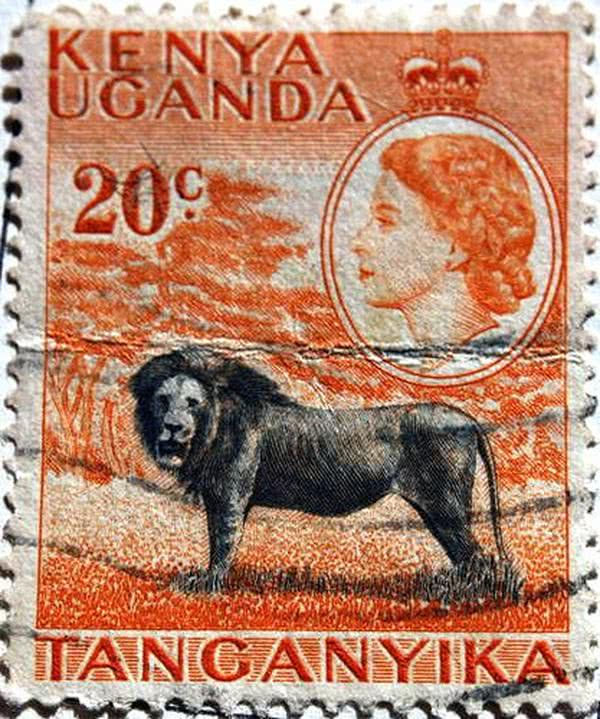 60 years ago in East Africa, Part 1