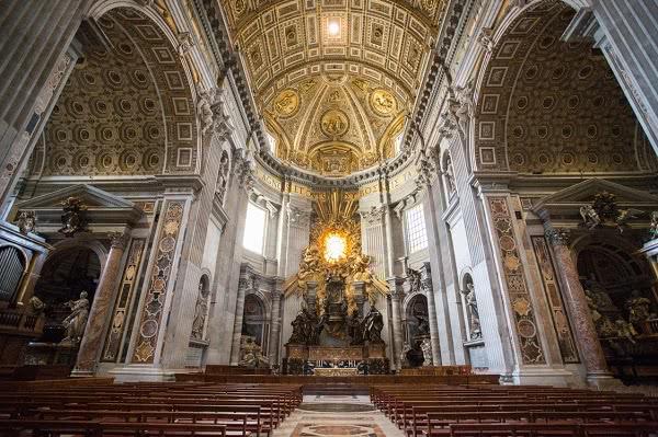 Opus Dei - Bazylika Świętego Piotra