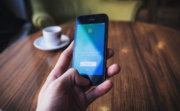 Condividere le notizie attraverso Whatsapp