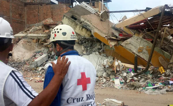 Opus Dei - Earthquake in Ecuador: Prelate's Letter