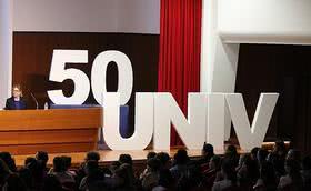 Papst an den UNIV-Kongress: Bereitet euch auf die Jugendsynode vor!