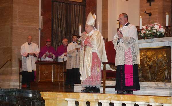 Opus Dei - Homilia do Prelado do Opus Dei (Ordenação presbiteral abril 2016)