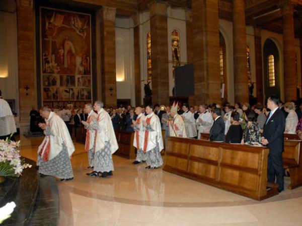 Homélie du Prélat de l'Opus Dei en la fête de saint Josémaria Escriva, à Rome, 2012