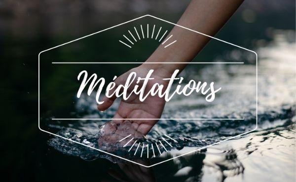 Méditation : 23 décembre