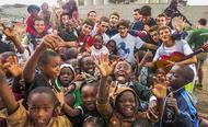 """""""El somriure i la generositat infinita dels nens kenians"""""""