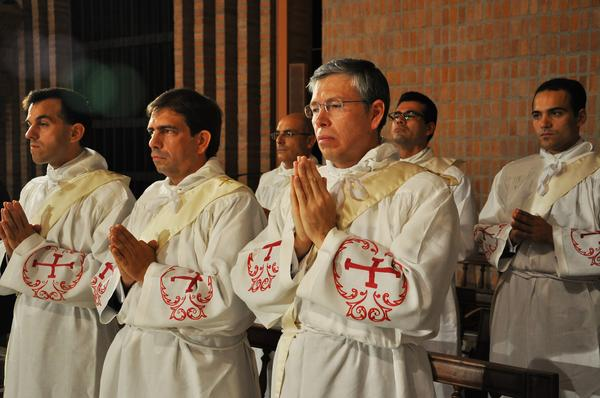 Hirotonire de 6 preoți la Torreciudad
