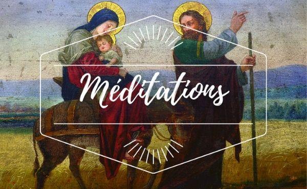 Méditation : la Sainte Famille