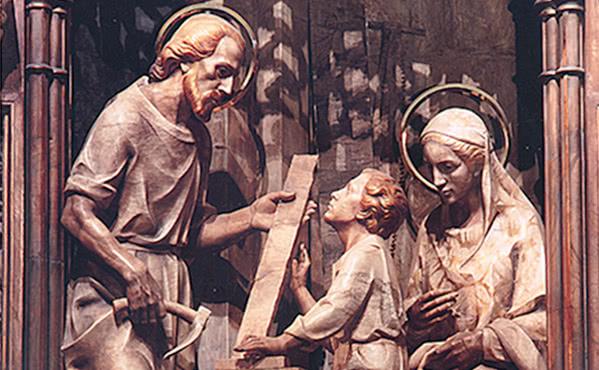 Opus Dei - MP3 per pregar en la festa de sant Josep