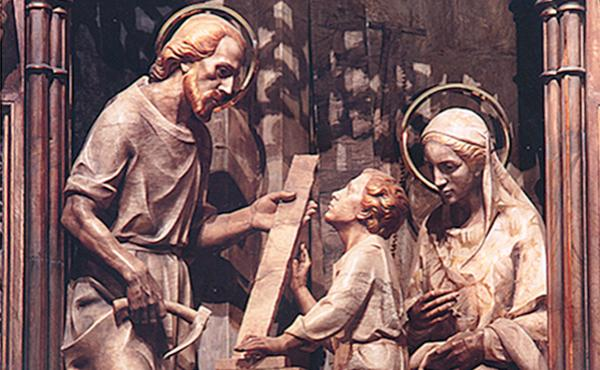 Opus Dei - Al taller de Josep
