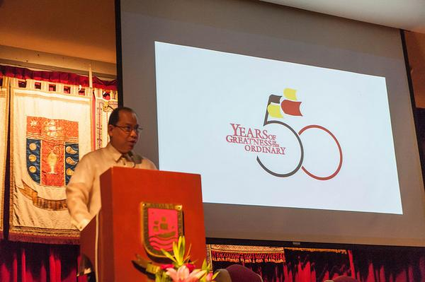 UA&P: 50 years of Values Education; People Development; Research and Communication