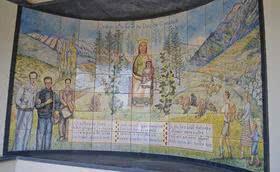Imatges de sant Josepmaria a Catalunya i Andorra