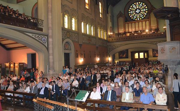 Opus Dei - Misses d'acció de gràcies a Catalunya per la beatificació de Guadalupe
