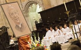 Fotos de la missa d'acció de gràcies a Tarragona