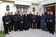 Cardenal Ezzati bendijo casa de formación para sacerdotes