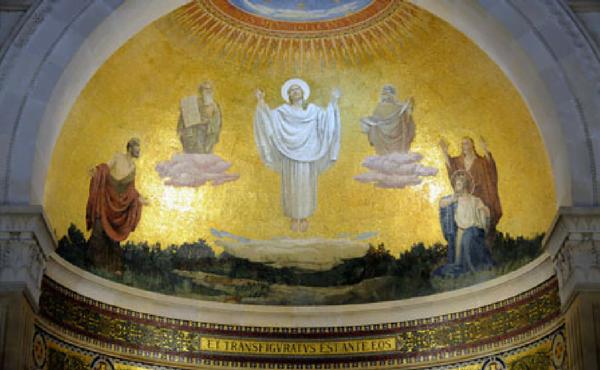Opus Dei - Monte Tabor: Basílica da Transfiguração