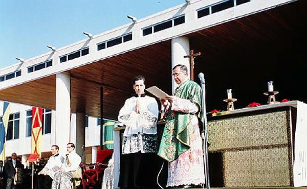 Opus Dei - A homilia do campus: sentido de uma mensagem…