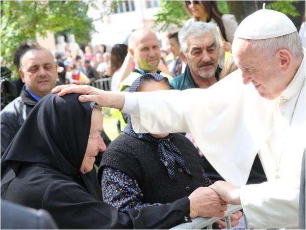 Електронна книга: «Папа Франциск в България»