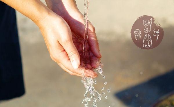 Evangelio del martes: lavarse las manos antes de comer