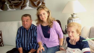 'Mi madre le rezaba a San Josemaría con muchísima fe para que pudiéramos ser padres'