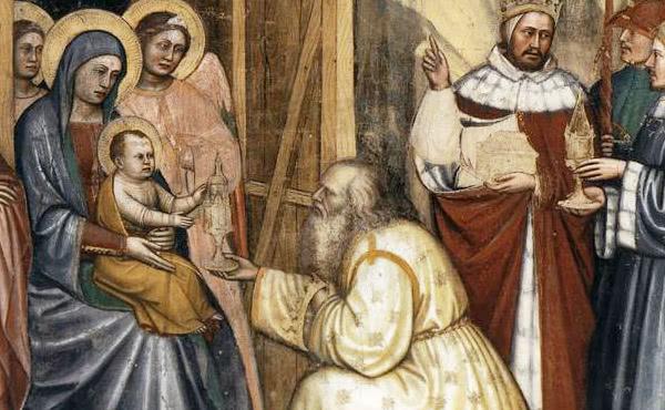 Opus Dei - La Adoración de los Reyes Magos