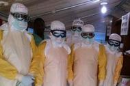"""Ebola: """"On our own we can do nothing"""""""