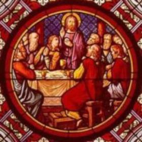 What went on at the Last Supper?