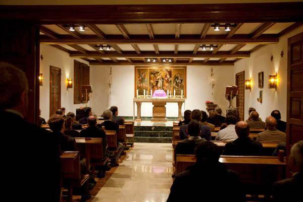 Opus Dei - Retiros mensuales