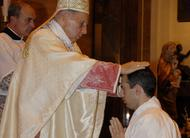 Photos des ordinations de diacres