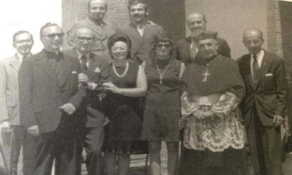 Opus Dei - Samuel Camhi e o Doutor Cofiño